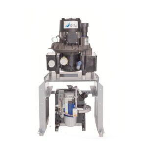 VSA 600 Aspiración húmeda con recuperador de amalgama