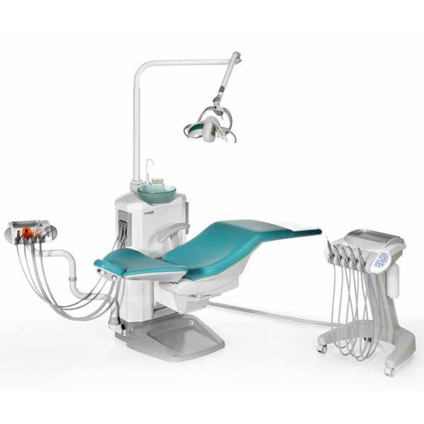Unidad dental Coral Premium en Techdent Levante