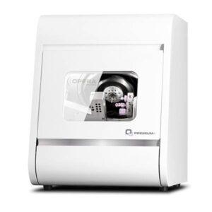 Fresadora húmeda compacta de 4 ejes Premium+ Upgrated